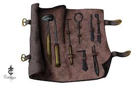 Thieves Tools 5E (5th Edition)